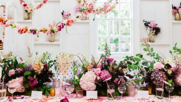 15 Gorgeous Wedding Flower Trends for 2020