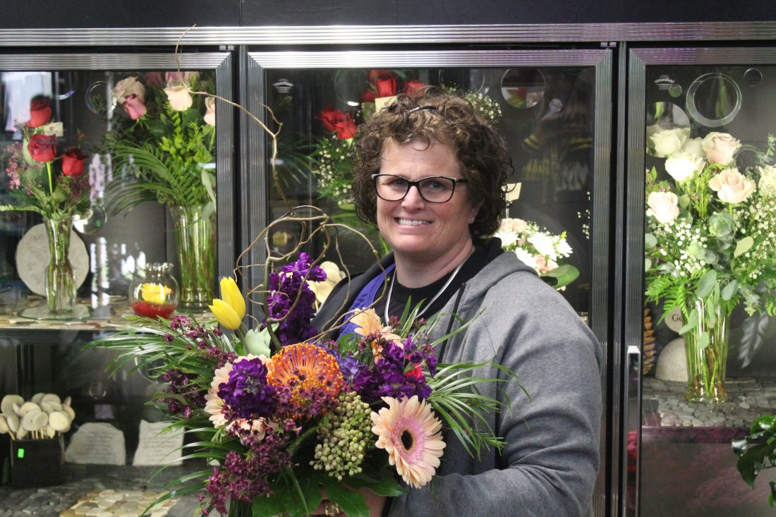 Florists keep busy during pandemic